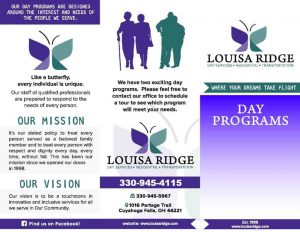 day program louisa ridge akron